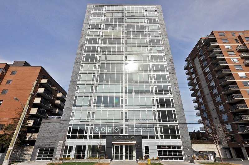 **RENTED** – 201 PARKDALE AVE #705