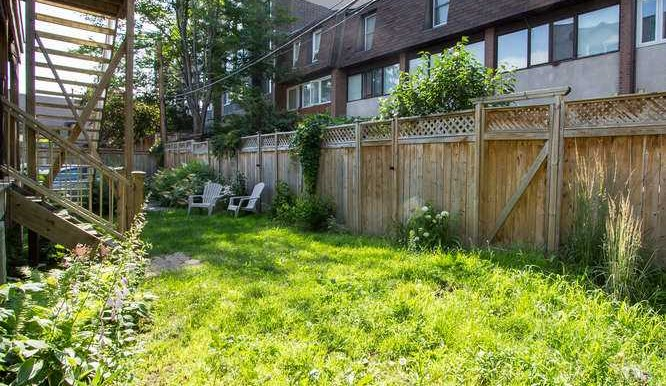 YARD. GREENSPACE