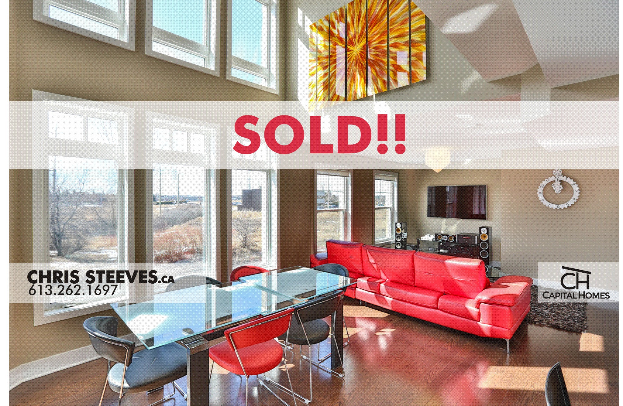** SOLD **  – 77-G COLONNADE RD – LUXURY LOFT CONDO