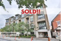 SOLD!!! - 29 MAIN ST #202, OTTAWA EAST