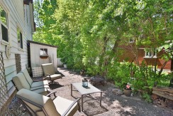 5550 DICKINSON ST, MANOTICK, OTTAWA - BACK YARD