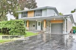 2170 Delmar Dr - Alta Vista Home - Ottawa - Chris Steeves Real Estate