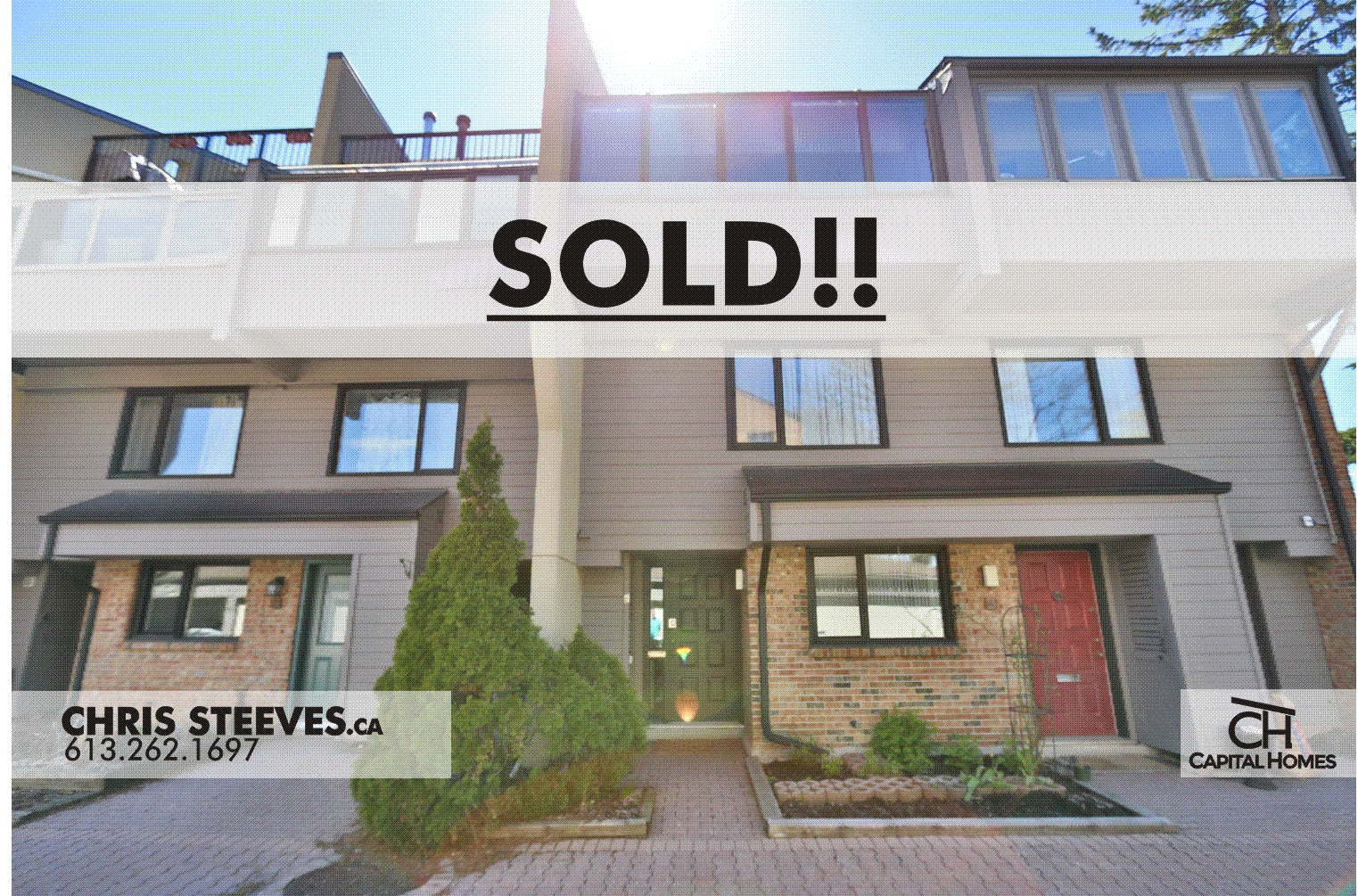 **SOLD**  – 290 CATHCART ST #6 – LOFT CONDO