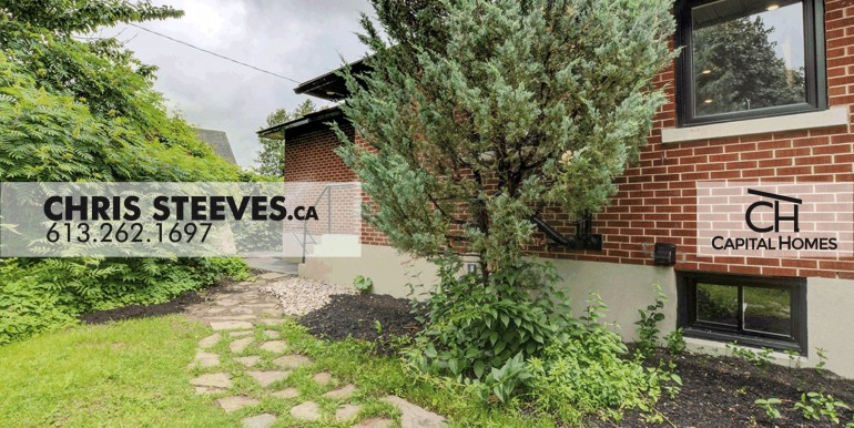 2314 RIDGECREST - ALTA VISTA, OTTAWA - CHRIS STEEVES REAL ESTATE - EXT BAC 10