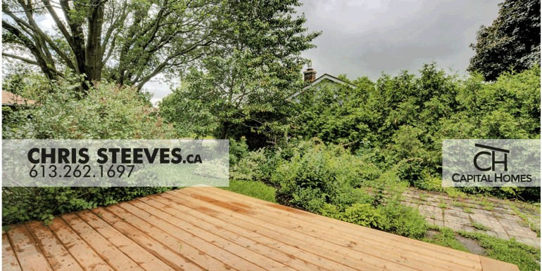 2314 RIDGECREST - ALTA VISTA, OTTAWA - CHRIS STEEVES REAL ESTATE - EXT BAC 5