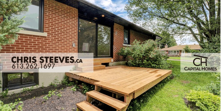 2314 RIDGECREST - ALTA VISTA, OTTAWA - CHRIS STEEVES REAL ESTATE - EXT BAC 7