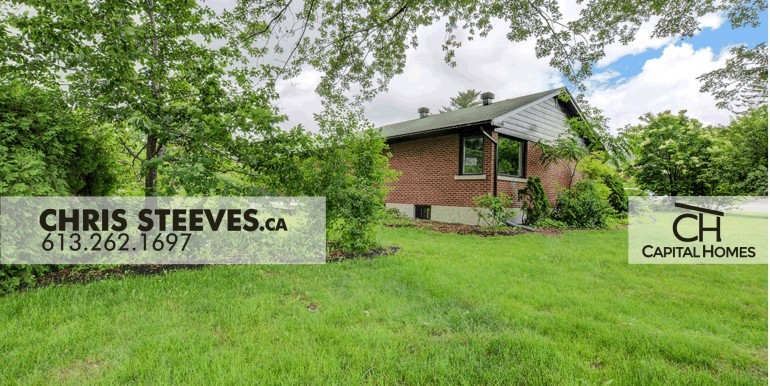 2314 RIDGECREST - ALTA VISTA, OTTAWA - CHRIS STEEVES REAL ESTATE - EXT SIDE 2