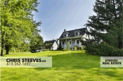 3485 YORKS CORNERS RD - OTTAWA COUNTRY HOME - CHRIS STEEVES REAL ESTATE