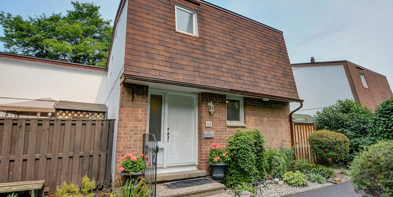837 EASTVALE DR #134 - ROW HOME, BEACON HILL, OTTAWA - CHRIS STEEVES REAL ESTATE