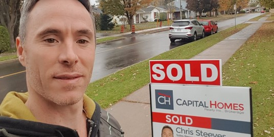 STEEVES REAL ESTATE OTTAWA - CHRIS STEEVES 2017