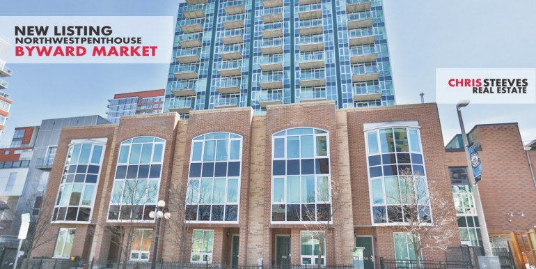 134 YORK ST PLAZA - PENTHOUSE - BYWARD MARKET - OTTAWA REAL ESTATE
