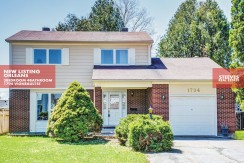 1794 VIGNEAULT ST - ORLEANS OTTAWA HOME - REAL ESTATE
