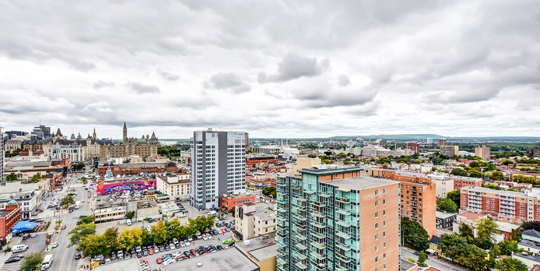 179 GEORGE #1908 - BYWARD MARKET CONDO - CHRIS STEEVES REAL ESTATE OTTAWA