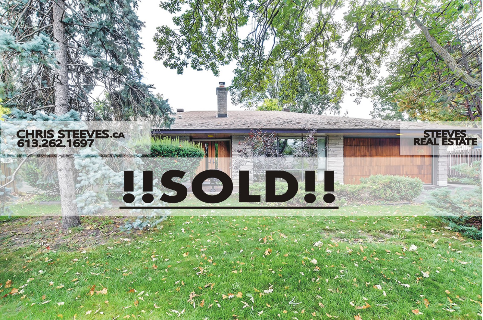 **SOLD** – 1918 GARFIELD AV – BUNGALOW IN BRAEMAR PARK
