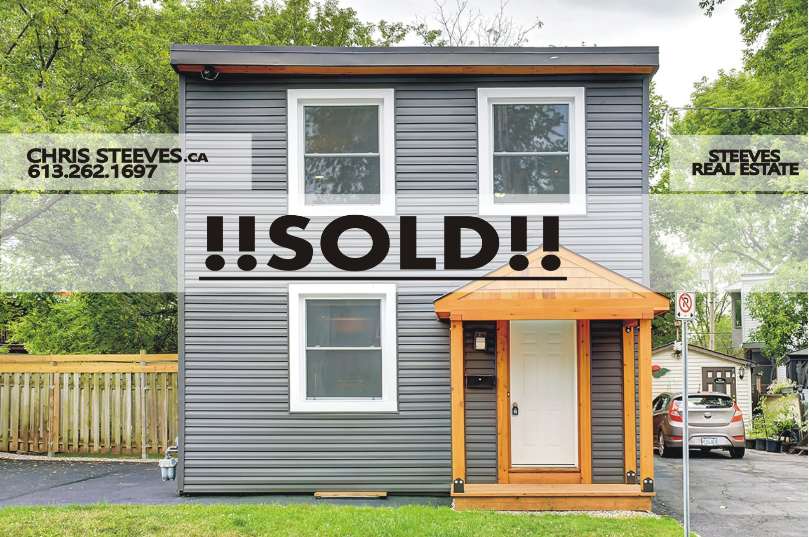 **SOLD**  – 268 LALEMANT ST – DETACHED HOME VANIER