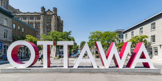 OTTAWA REAL ESTATE MARKET - CHRIS STEEVES