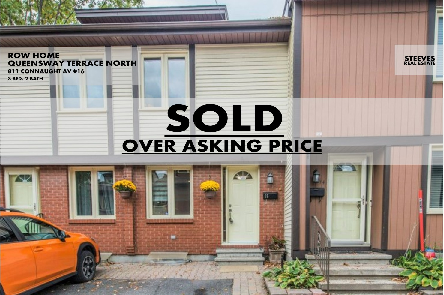 **SOLD**  – 811 CONNAUGHT AV – QUEENSWAY TERRACE NORTH