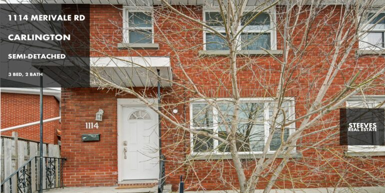 1114 MERIVALE RD - CARLINGTON HOUSE - OTTAWA REAL ESTATE