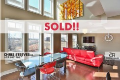 SOLD!! 77 COLONNADE - OTTAWA - CHRIS STEEVES REAL ESTATE