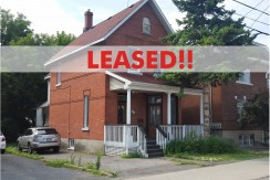 522 GLADSTONE - LEASED - OTTAWA COMMERCIAL LISTINGS
