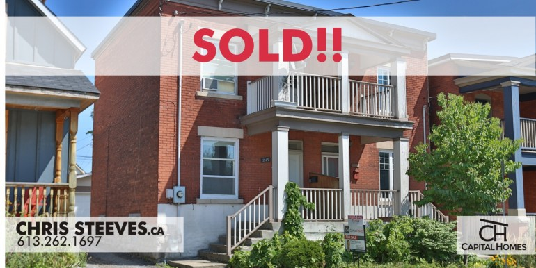 SOLD BY CHRIS STEEVES - 249 CAMBRIDGE ST, CHINATOWN