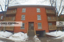 160 BRUYERE ST #5 - OTTAWA CONDOS - BYWARD MARKET - CHRIS STEEVES