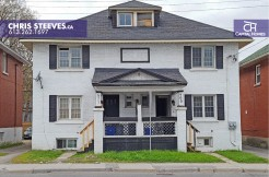 471 CATHERINE ST - 4 PLEX - MULTI-UNIT - OTTAWA - CHRIS STEEVES REAL ESTATE