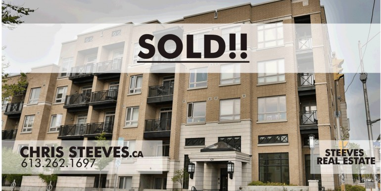 SOLD BY CHRIS STEEVES!