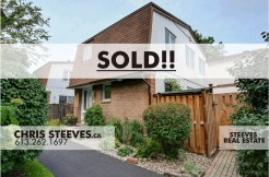 SOLD - 837 Eastvale #134, OTTAWA REAL ESTATE, CHRIS STEEVES