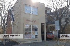 710 GLADSTONE AV - RETAIL BUILDING - OTTAWA REAL ESTATE - CHRIS STEEVES