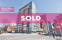 SOLD - 180 YORK #205 - EAST MARKET CONDO - OTTAWA REAL ESTATE