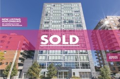 SOLD - 201 PARKDALE 1507 - SOHO CONDO - OTTAWA REAL ESTATE