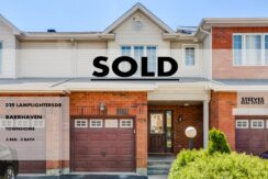 229 LAMPLIGHTERS DR - BARRHAVEN TOWNHOME - STEEVES REAL ESTATE OTTAWA